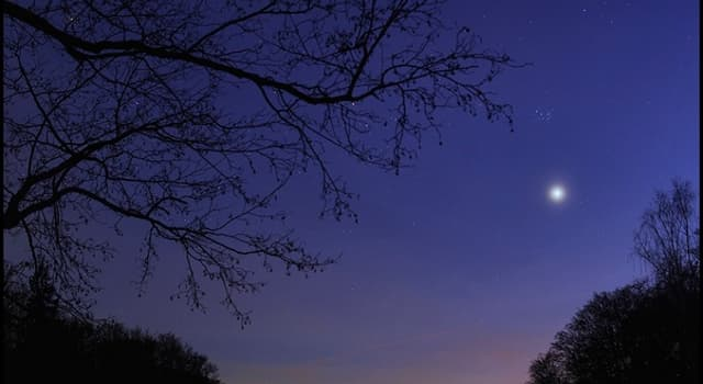 Science Trivia Question: What is another name for Venus in the morning sky?