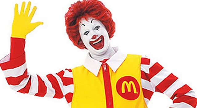 Movies & TV Trivia Question: Which of these actors was once Ronald McDonald?