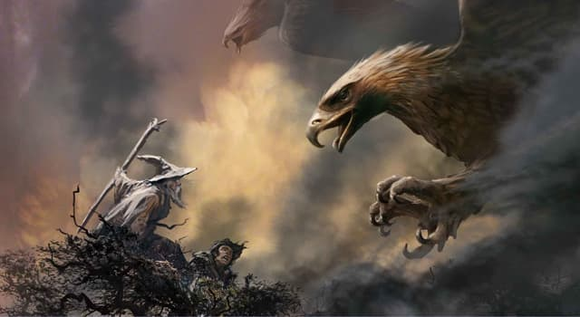 Culture Trivia Question: Which of these is an enormous legendary bird of prey in the popular mythology of the Middle East?