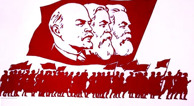 History Trivia Question: Which of these is an anthem of the socialist movement?