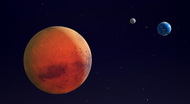 Science Trivia Question: Which of these was a probe sent to the planet Mars?