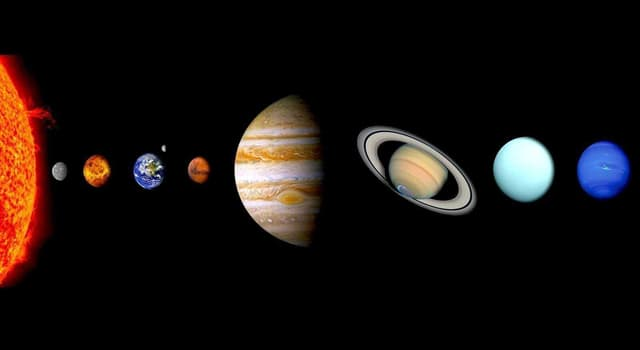 Science Trivia Question: Which planet's core was detected first?