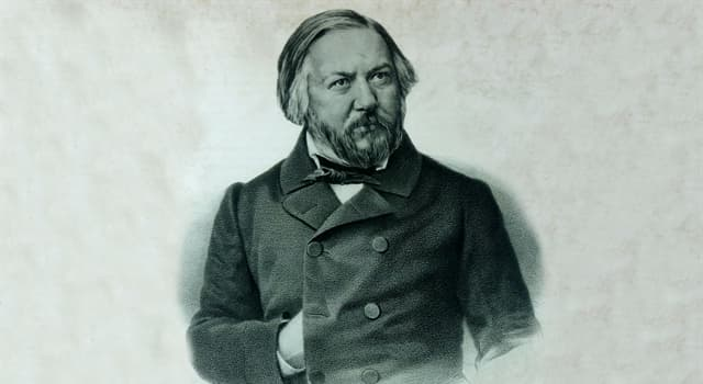 Culture Trivia Question: Which Russian composer is in the picture?
