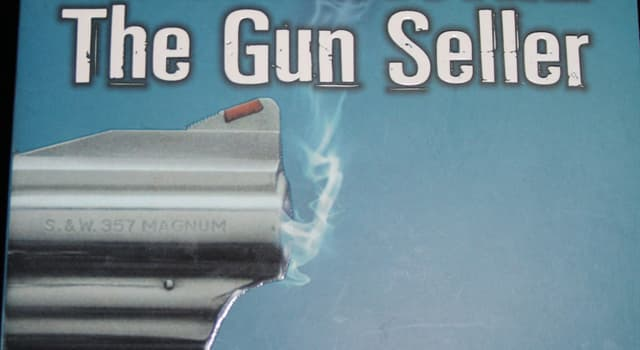 """Culture Trivia Question: Which TV show actor wrote the novel """"The Gun Seller""""?"""