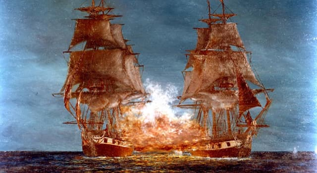History Trivia Question: Which two countries were involved in the 1798-1800 'Quasi-War'?