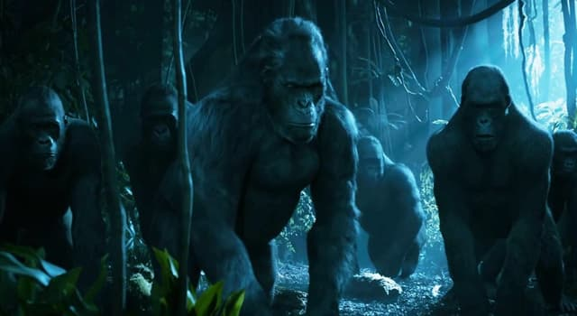 """Movies & TV Trivia Question: Who did not appear in the 2016 film """"The Legend of Tarzan""""?"""
