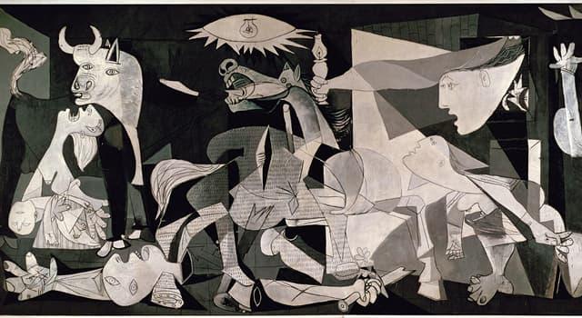 """Culture Trivia Question: Who painted """"Guernica""""?"""