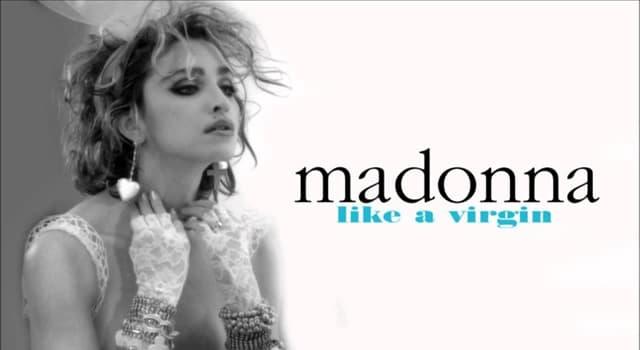 "Culture Trivia Question: Who produced Madonna's album ""Like a Virgin""?"