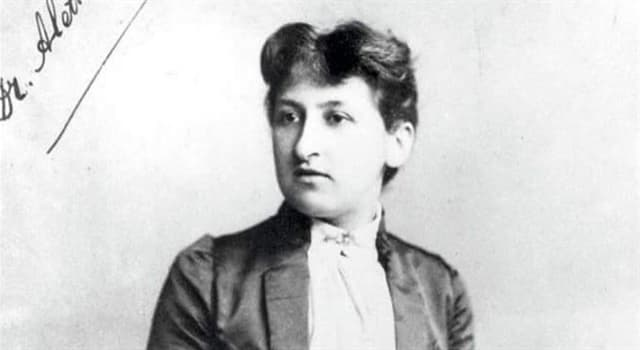 History Trivia Question: Who was Aletta Jacobs?