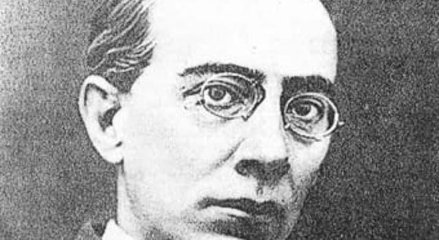 Society Trivia Question: Who was Alexander Belyaev?
