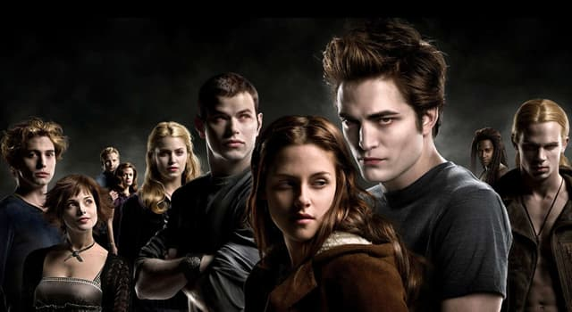 """Movies & TV Trivia Question: What was Edward Cullen in the """"Twilight"""" melodrama?"""