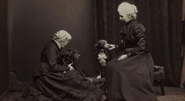 History Trivia Question: Who was Elizabeth Blackwell?