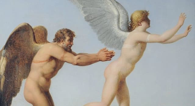 Culture Trivia Question: Who was 'Icarus' in Greek mythology?