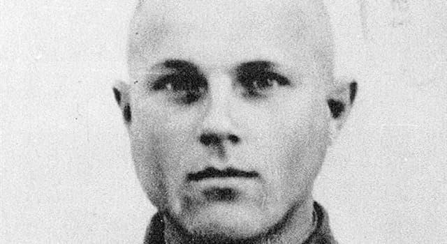 History Trivia Question: Who was John Demjanjuk?