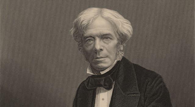 Society Trivia Question: Who was Michael Faraday?