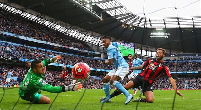 Sport Trivia Question: Who was the first player to score five goals in an English Premier League match?