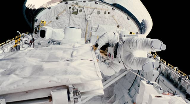 History Trivia Question: Who was the first woman to perform a spacewalk?
