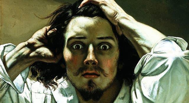 Culture Trivia Question: Whose self portrait is this?