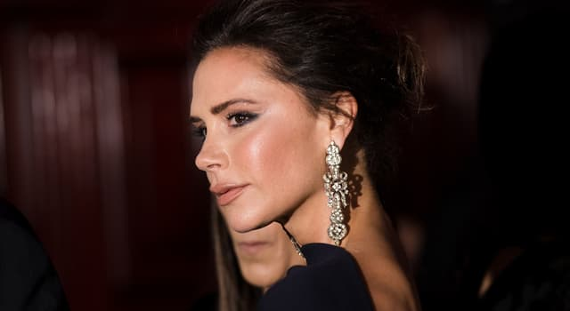 Culture Trivia Question: With which all-female pop group did Victoria Beckham rise to fame?