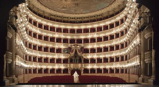 Culture Trivia Question: As of 2019, which Italian opera house is the oldest continuously active venue for opera in the world?