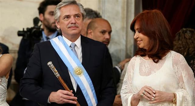 Society Trivia Question: As of 2019, who is the president of Argentina?