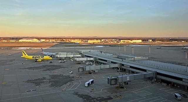 Geography Trivia Question: Bradley International Airport is in which US state?