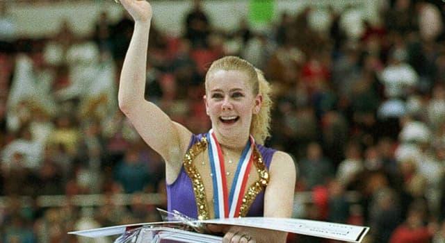 Спорт Запитання-цікавинка: Чим прославилася фігуристка Тоня Хардінг крім спорту?