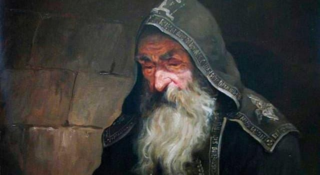 Історія Запитання-цікавинка: Що зміг передбачити монах Авель?