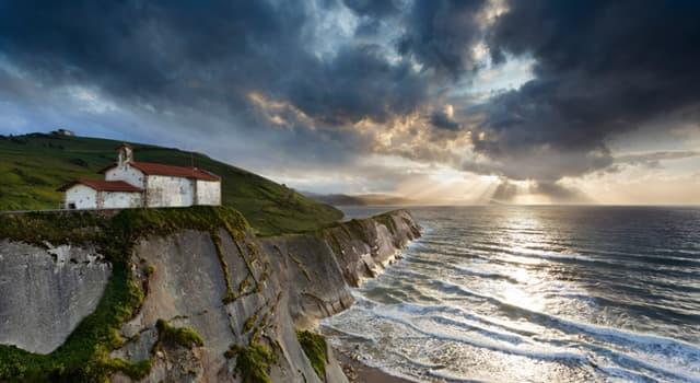 Географія Запитання-цікавинка: Де знаходиться Країна Басків?