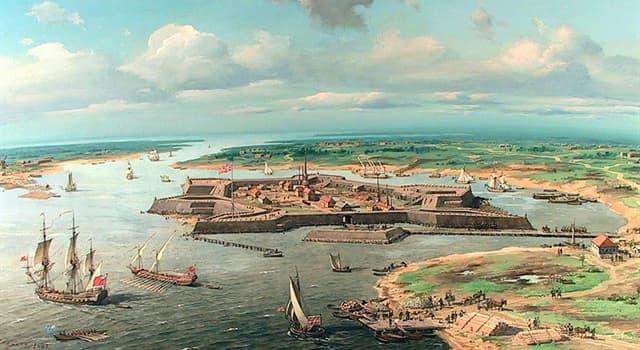 Історія Запитання-цікавинка: Рік заснування Санкт-Петербурга?