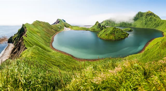 Geography Trivia Question: How many Kuril Islands are there?