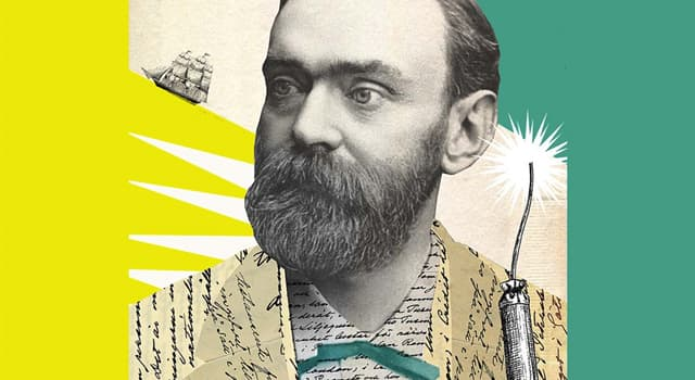 Society Trivia Question: How many languages did Alfred Nobel speak?