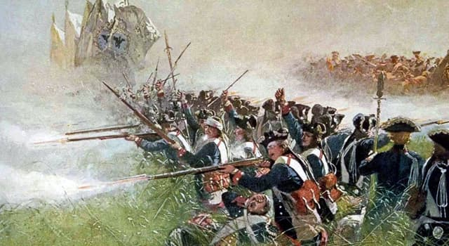 History Trivia Question: How many Silesian Wars were there?
