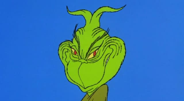 """Culture Trivia Question: In the song """"The Grinch"""" it is described that he is cuddly as a what?"""