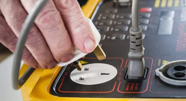Society Trivia Question: In the UK, which of these professions usually carries out PAT testing?