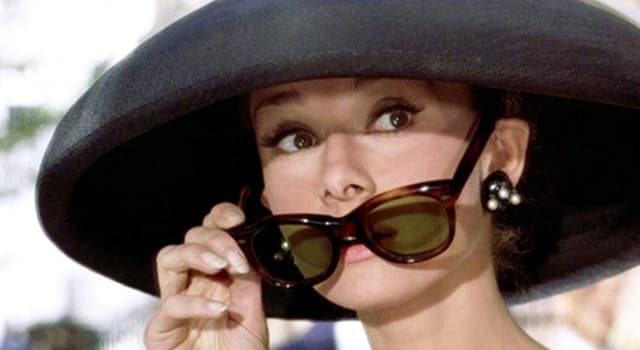 Movies & TV Trivia Question: In which country was Audrey Hepburn born?