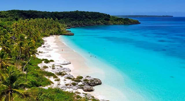 Geography Trivia Question: In which ocean are the 'Loyalty Islands' located?