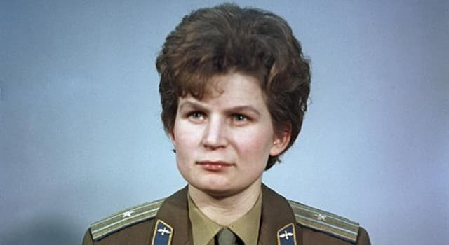 History Trivia Question: In which space craft did Valentina Tereshkova make her historic space flight?