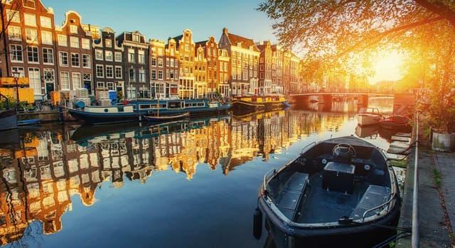 Географія Запитання-цікавинка: Зі скількох частин складається Королівство Нідерландів?