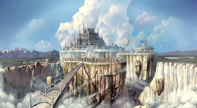 Культура Запитання-цікавинка: Як в скандинавської міфології називають небесний місто, обитель богів-асів?