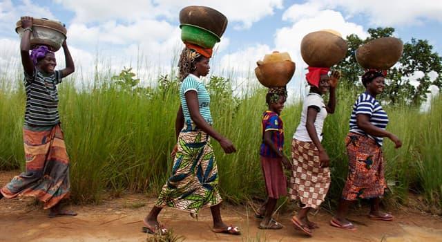 Географія Запитання-цікавинка: Яка держава є найбільшим за чисельністю населення в Африці?