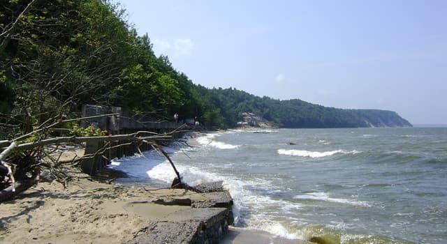 Географія Запитання-цікавинка: Яку назву носить півострів в східній Європі, на території Калінінградської області?