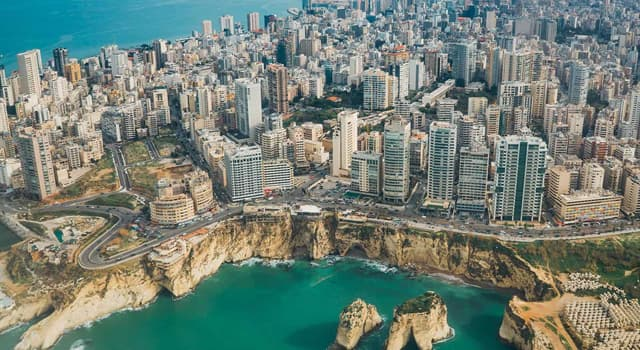 Географія Запитання-цікавинка: Яке місто є столицею Ліванської Республіки?