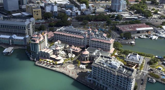 Географія Запитання-цікавинка: Яке місто є столицею Республіки Маврикій?