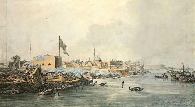 Історія Запитання-цікавинка: Який російський командувач взяв фортецю Ізмаїл в 1790 році?