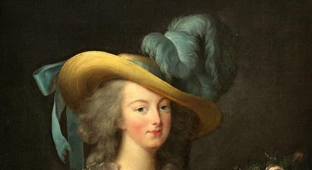 Історія Запитання-цікавинка: Королевою якої країни була Марія-Антуанетта?