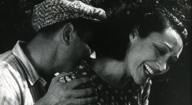 Фільми та серіали Запитання-цікавинка: Хто в 1934 році зняв французький художній фільм-драму «Тоні»?