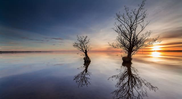 Geography Trivia Question: Lough Neagh can be found in which country?