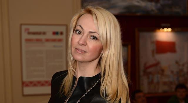 Культура Запитання-цікавинка: Продюсером якого російського співака є Яна Рудковська?
