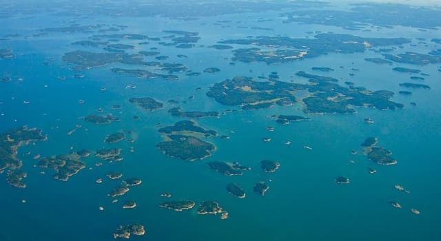 Geography Trivia Question: The Archipelago Sea is a part of which sea?